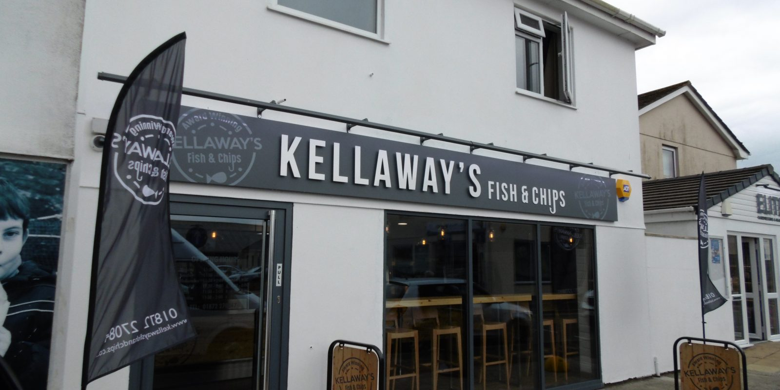 Kellaway's – Truro